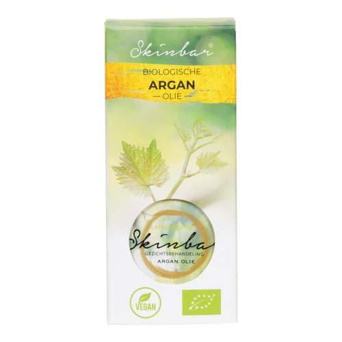 Verpakking biologische argan olie
