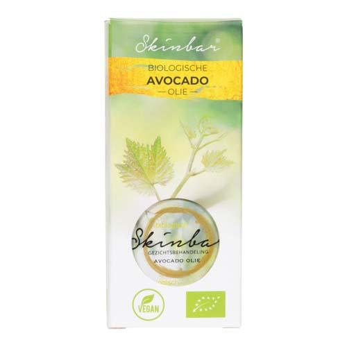 Verpakking avocado olie