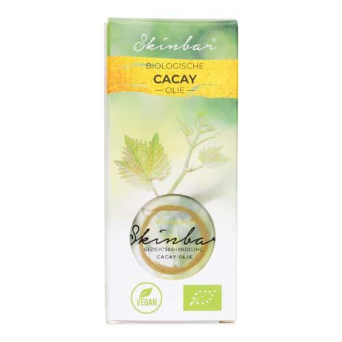 Verpakking biologische cacay olie