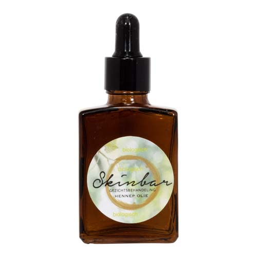 Flesje Biologische Hennep olie